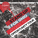 Stand Up for Ohio Access to Opportunity Tour